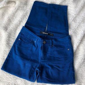 Jordache Blue Color Jeans